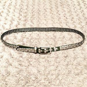 Women's Liebeskind belt paid $135 90cm Like new!